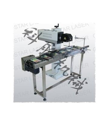 激光喷码机 小字喷码机 自动铝箔喷码机
